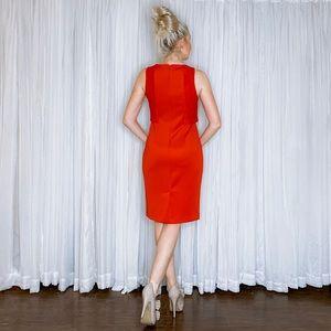 Metaphor Dresses - Metaphor Red Lace Dress